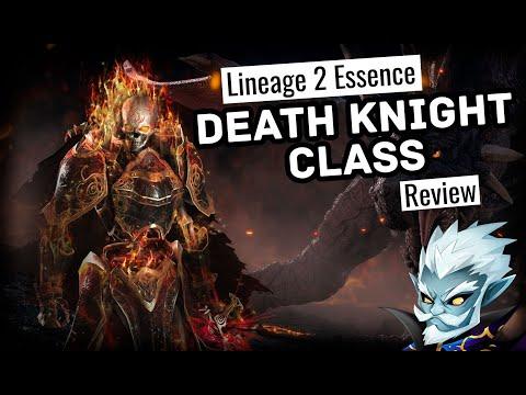 Lineage 2 Essence | Умения класса Death Knight