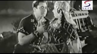 Dekho Ye Taare Khoye Khoye - Asha Bhosle - 40 DAYS - Prem Nath, Shakila, Nishi