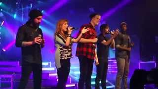 Pentatonix: Evolution of Music - LIVE @ Oxford O2 Academy, UK [15/05/2014]
