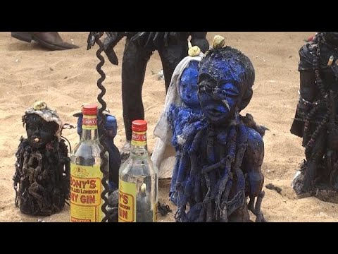 Annual voodoo celebration takes place in Benin [No Comment]
