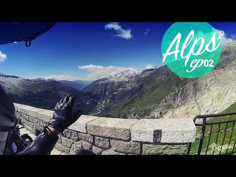 The Furka Pass, Switzerland - Alps 2 - EP02