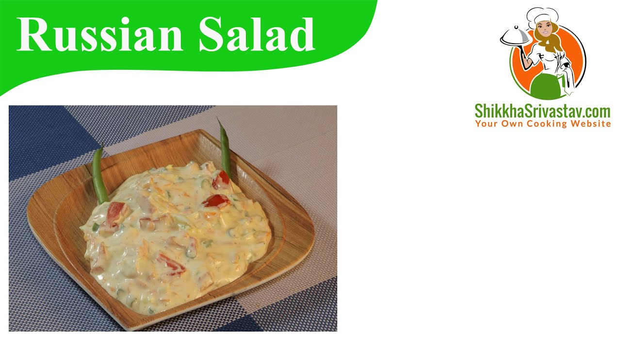 Russian salad recipe in hindi russian salad recipe in hindi how to make russian salad at home in hindi youtube forumfinder Images