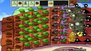 Plantas vs Zombies 2 - Parte 40 - Mini Juegos -mustache - future -Gameplay - HD
