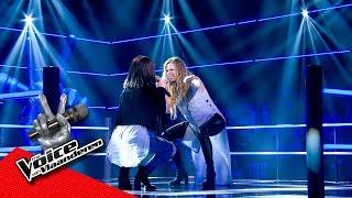 Magalie en Astrid zingen 'I Need Never Get Old'   The Battles   The Voice van Vlaanderen   VTM