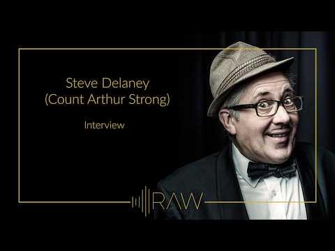Steve Delaney Count Arthur Strong  RAW s