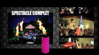 Kungfu Fire Show DVD (John)