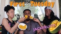 First Try Tuesday - Jackfruit in Arizona
