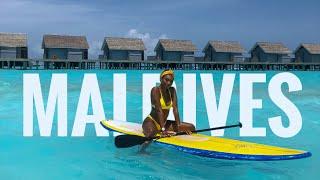 VLOG | MALDIVES • KURAMATHI & DHIGALI