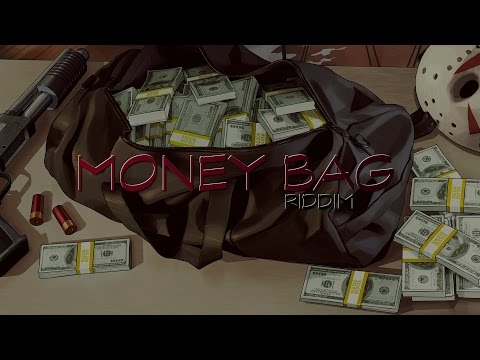 *SOLD* Dancehall Riddim Instrumental Beat - Money Bag Riddim [Prod.By Zahiem] March 2017