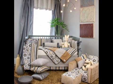 4 Piece Crib Bedding Set By Glenna Jean ; Baby Bedding Themes, Boy Nursery Themes