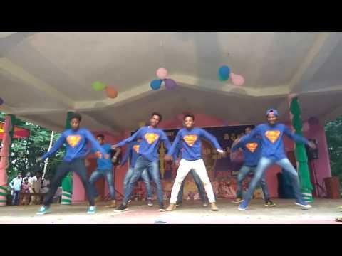CHAM CHAM PAYAL BAJE -BIRMITRAPUR DANCE GROUP