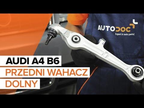 Jak Wymienić Wahacz Przedni W AUDI A4 B6 TUTORIAL   AUTODOC