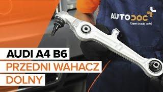 Montaż 129 samemu instrukcja wideo na AUDI A4