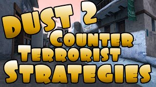 CS:GO - Dust 2 Counter Terrorist Strategies
