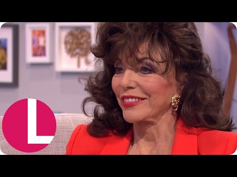 Dame Joan Collins Talks Dynasty and Her New Film 'The Time of Their Lives' | Lorraine