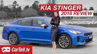 2018 Kia Stinger Review | CarTell.tv