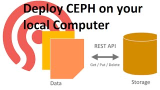 deploy ceph on your local computer