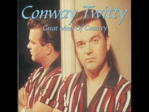 Conway Twitty   -   Rest Your Love On Me   ( audio - lyrics )