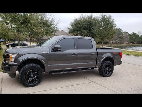 2019 Ford F150 Lariat Overview