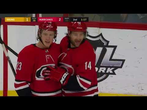 Boston Bruins vs Carolina Hurricanes - March 13, 2018   Game Highlights   NHL 2017/18