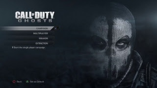 COD Ghosts Campaign Part 1