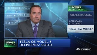 CNBC breaks down the most recent news in auto stocks