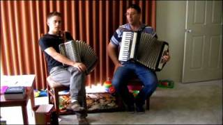 Missouri Waltz (A Minstrel Song) - Accordion Duet