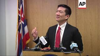 Hawaii Attorney General: Travel Ban is