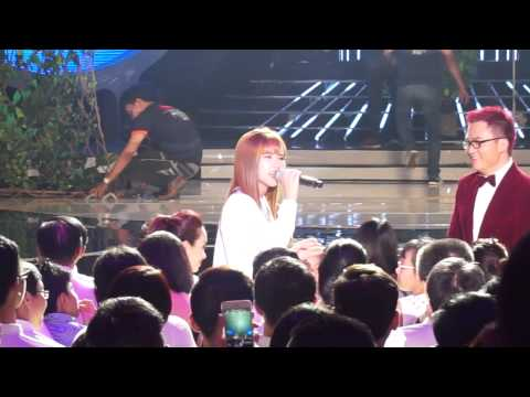 Hoài Lâm tỏ tình với Khởi My ( Gala chung kết GMTQ 2015 )