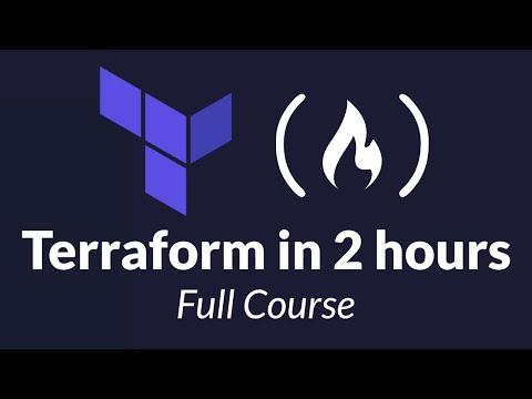 Terraform Course - Automate your AWS cloud infrastructure