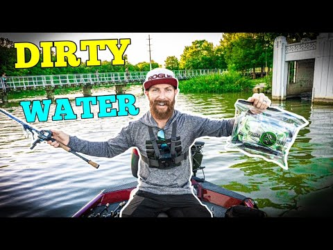 FISHING THE BEAUTIFUL YET DISGUSTING WHITE ROCK LAKE!!