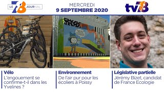7/8 Le Journal. Edition du 9 septembre 2020