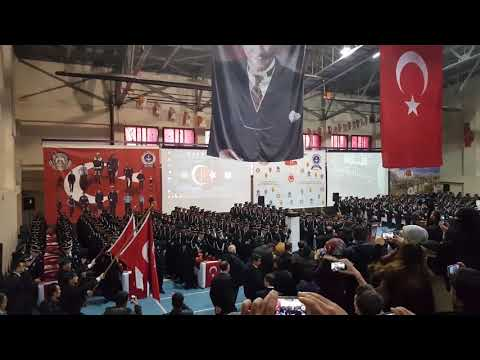 Erzurum Pomem Yemin Töreni - 20. Dönem (Tüyleriniz diken diken olacak)