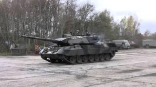 Gunfire Tankmuseum rondleiding