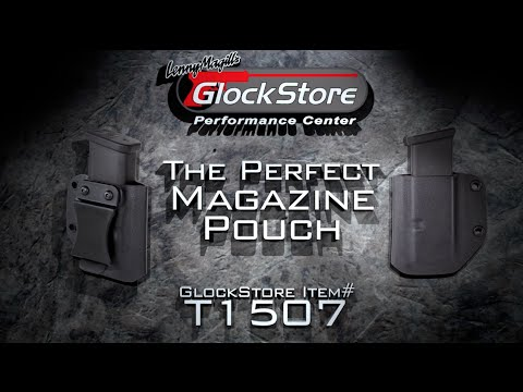 The Perfect Magazine Pouch
