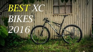 BEST CROSS COUNTRY MOUNTAIN BIKES 2016 (XC) Part 2