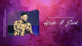 Hide & Seek // Pastor Dexter Upshaw Jr.