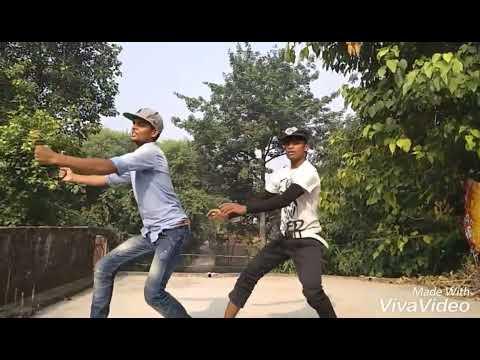 Saj ke sawar ke by boxer Sandeep coregraphar