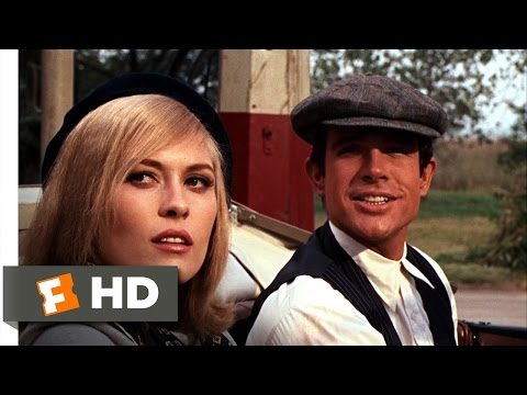 Bonnie and Clyde (1967) - A Getaway Driver Scene (4/9) | Movieclips