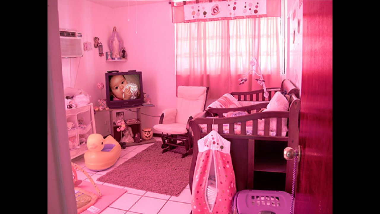 Nice Baby Girl Room Decorating IdeasYouTube