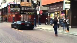 LOUD DMC x Fi Exhaust Aventador Scares Women