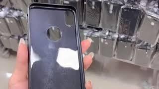 Softcase Carbon Fiber Vivo Y81 Y83 Y91 Y95 Y93 Y91C Y12 Y15 Y17 Slim Case Carbon