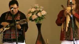 Allpa Yuraq en vivo - Hacia mi tierra - Tinku