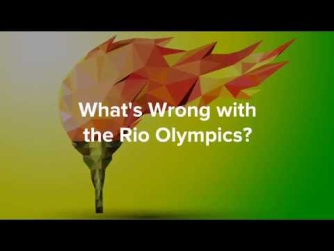 What's Wrong with the Rio Olympics?