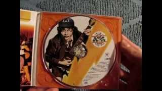 AC/DC High Voltage (US 2003 CD Edition) Unpackaging