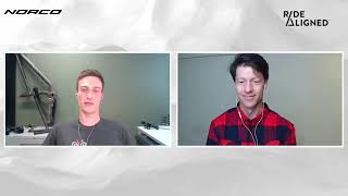 NORCO Tech Talk w/ Mechanical Engineer David Cox - Crankworx Connect - CLIF Crankworx Summer Series