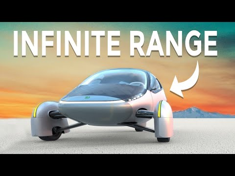 Does This Solar Car Really Have Infinite Range?