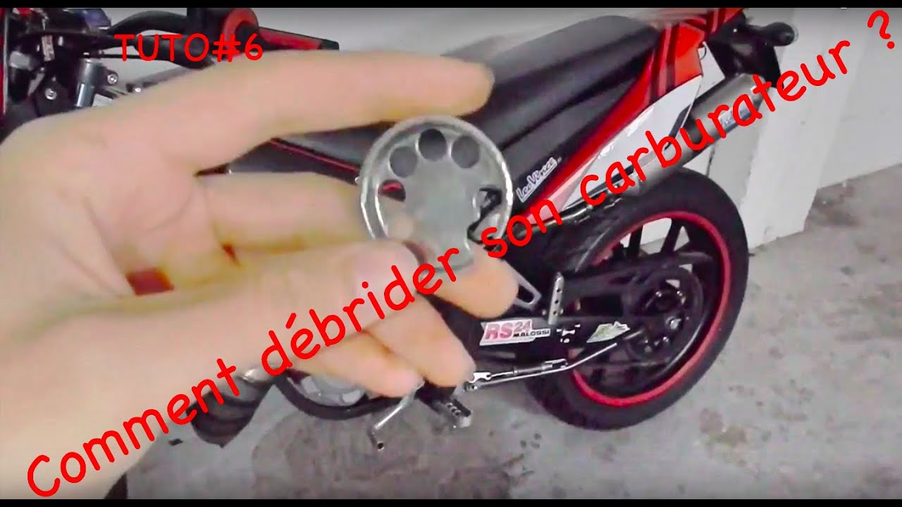 tuto 6 comment d brider son carburateur derbi gilera 3 youtube. Black Bedroom Furniture Sets. Home Design Ideas