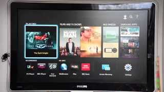Samsung BD-H6500 3D Bluray Player with PLEX