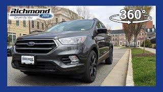 2018 Ford Escape SE Virtual 360 Degree Test Drive